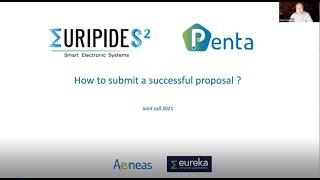 How to submit a successful 2021 Euripides² and Penta Call proposal