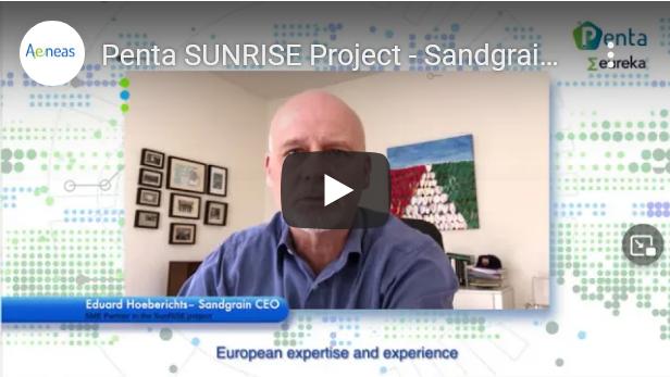 SUNRISE Project - Sandgrain partner testimonial
